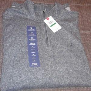 Long Sleeve Zip Pullover